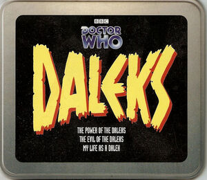 Daleks cd
