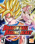 Raging Blast good quality cover