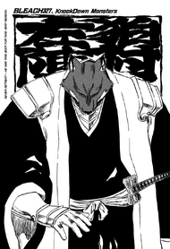 Bleach Ch327 cover