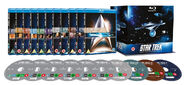 Legends of The Final Frontier Collection Blu-ray contents