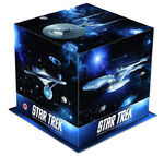 Legends of The Final Frontier Collection Blu-ray box