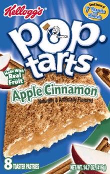 Apple Cinnamon - Pop Tarts Wiki