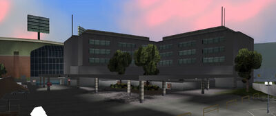 CarsonGeneralHospital-GTA3-northwestwards