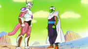 FriezaFirstTransformationVs.Piccolo