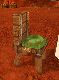 Bountiful Table Chair