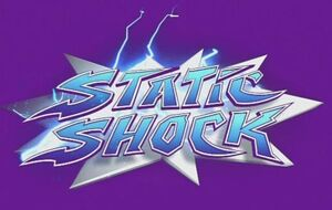 Static Shock series logo