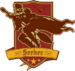 Seeker Badge (Brown and Maroon) - Harry Potter and the Half-Blood Prince