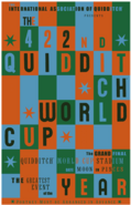 Quidditch™ World Cup Poster - Harry Potter and the Goblet of Fire™