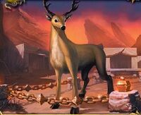 Metzen the Reindeer TCG