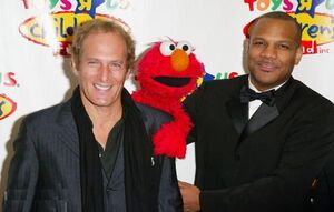 Bolton and elmo