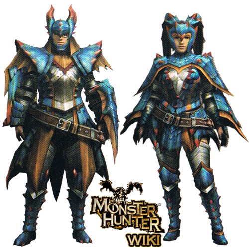 Characters Lagiacrus-Gunner