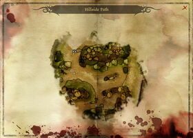 Map-Hillside Path