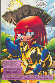 Knuckles Enerjak