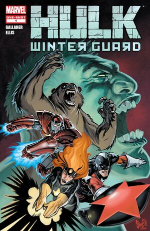 Hulk Winter Guard Vol 1 1