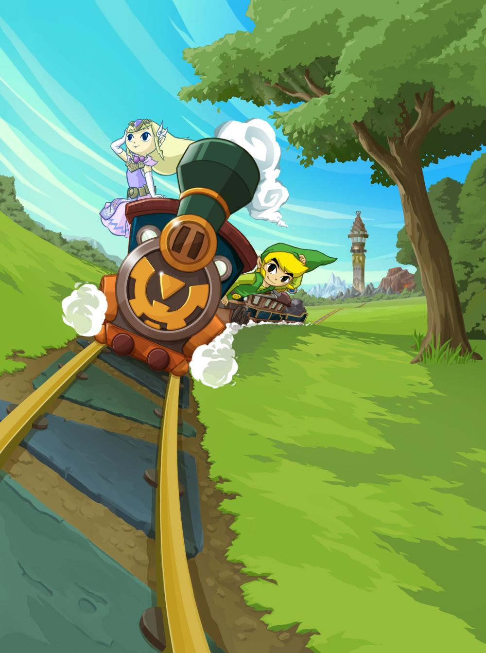 Train Cars - Zelda Wiki
