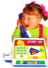 Bigbirdtalkingphone