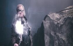 Alastor Moody Staff disarm