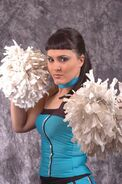 Cheerleader Melissa 1