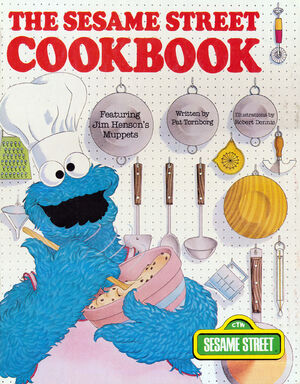 Sesame street cookbook 1