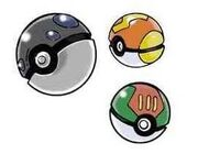 Pok Balls Johto