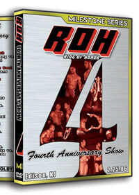 ROH Fourth Anniversary Show