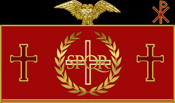 Flag of the Imperium Romanum