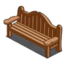 Wood Bench-icon