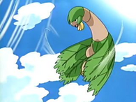 EP438 Tropius usando tornado