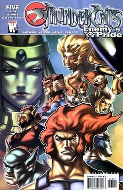 Thunder Cats Wikia on Thundercats  Enemy S Pride 5   Thundercats Wiki