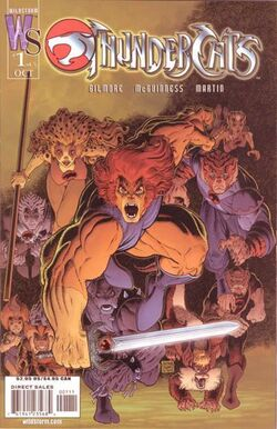 Thunder Cats Lair on Thundercats  Reclaiming Thundera 1   Thundercats Wiki
