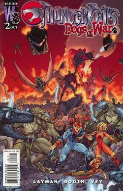Thundercats Cats Lair on Thundercats  Dogs Of War 2   Thundercats Wiki