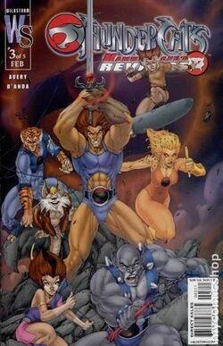 Thundercats Cats Lair on Thundercats  Hammerhand S Revenge 3   Thundercats Wiki