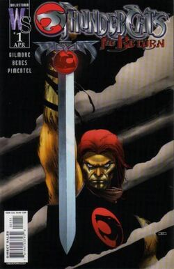 Thundercats  Return on Thundercats  The Return 1   Thundercats Wiki