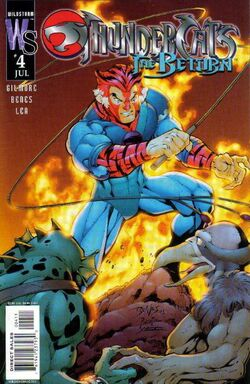 Thundercats  Return on Thundercats  The Return 4   Thundercats Wiki