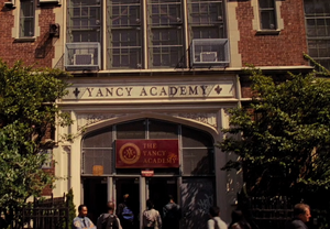 YancyAcademyoutside