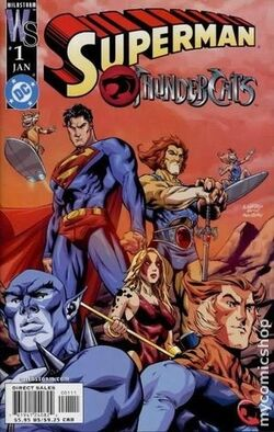 Thunder Cats Wikia on Thundercats Superman   Thundercats Wiki