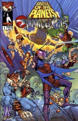 Thundercats Wiki on Battle Of The Planets Thundercats   Thundercats Wiki