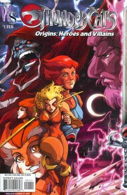 Thundercats Villain on Thundercats Origins  Heroes And Villains   Thundercats Wiki