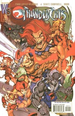 Thundercats Lair on Thundercats  A Cat S Tale   Thundercats Wiki