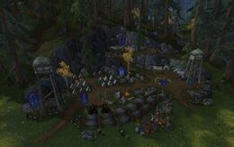 Westfall Brigade Encampment
