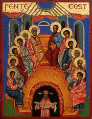 Icon-Pentecost
