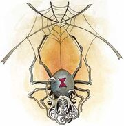 Lolth&#39;s Holy Symbol by Stephanie-Pui-Mun Law