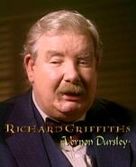Richard Griffiths (Vernon Dursley) CoS screenshot