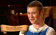 Devon Murray (Seamus Finnigan) PoA screenshot