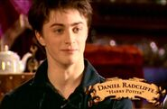Daniel Radcliffe (Harry Potter) HP3 screenshot