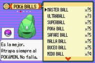 pokemon esmeralda gameshark ingles master ball