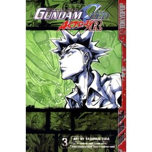 SEED Astray R Vol.3 Version Tokyopop