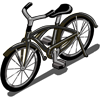 Black Bike-icon