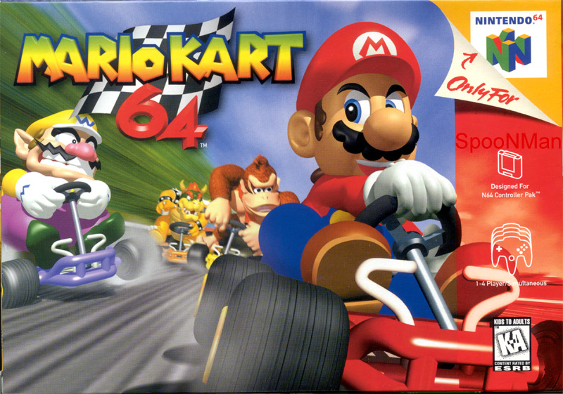 mario kart 64 super mario wiki la enciclopedia de mario. Black Bedroom Furniture Sets. Home Design Ideas