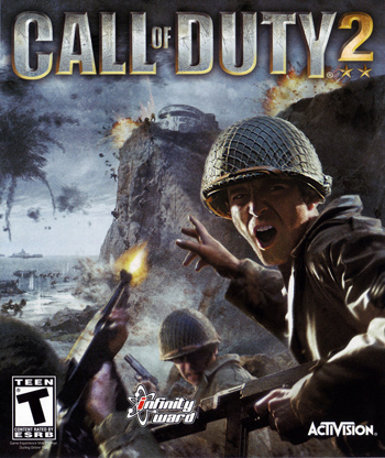 Call of duty 2 [Full] [Español] [Portable] [DF MG] (Juegos 2014)